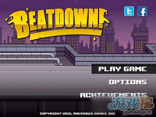大恐龙游戏新作 Beatdown 即将登陆iOS平台1