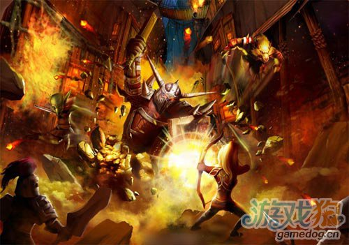 3D角色扮演 Realm of Swords难忘的视觉飨宴1