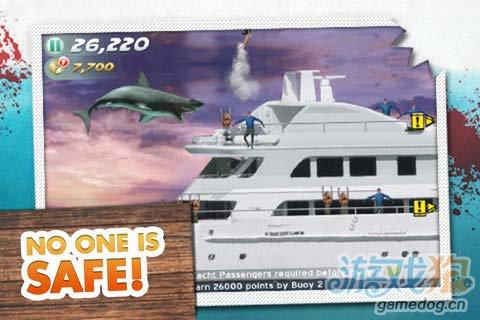 动作游戏:复仇大白鲨 贪得无厌大白鲨的嗜血之路2