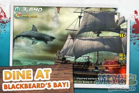 动作游戏:复仇大白鲨 贪得无厌大白鲨的嗜血之路3