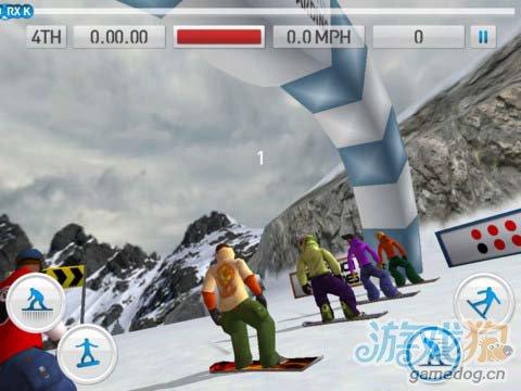 体育游戏:滑雪达人 享受紧张刺激的滑雪3
