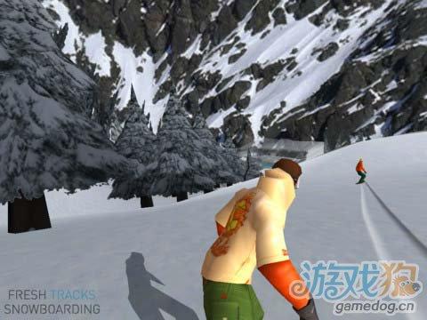 体育游戏:滑雪达人 享受紧张刺激的滑雪2