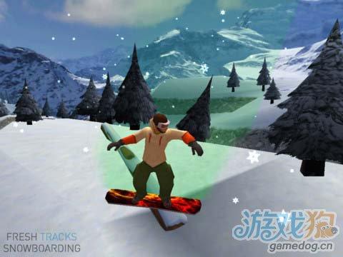体育游戏:滑雪达人 享受紧张刺激的滑雪4