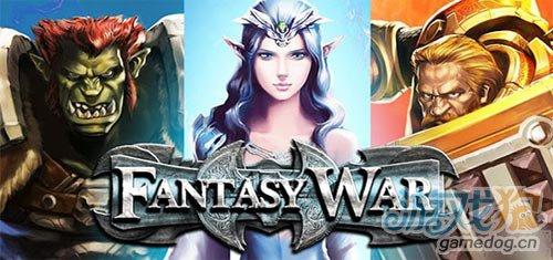 Gamevil与Gamezen联手打造史诗级RPG游戏奇幻战争1