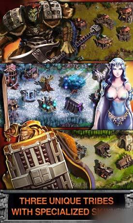 Gamevil与Gamezen联手打造史诗级RPG游戏奇幻战争3