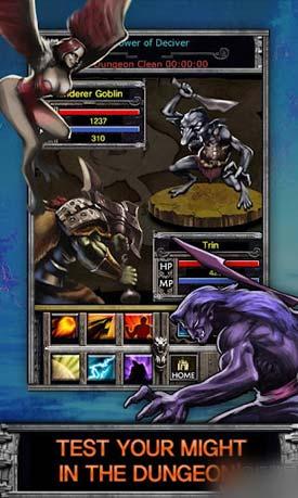 Gamevil与Gamezen联手打造史诗级RPG游戏奇幻战争2