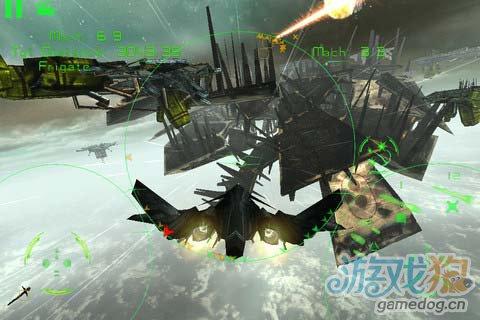 华丽空战游戏:炙热战空 成为空战霸主2