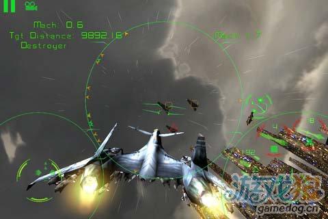 华丽空战游戏:炙热战空 成为空战霸主1
