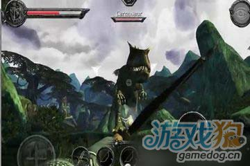 iOS史诗级RPG游戏Ravensword: Shadowlands公布1