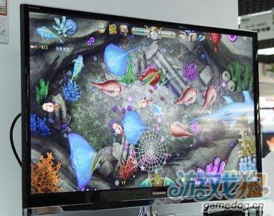 长虹2012年最新推出长虹3D39A6000IV