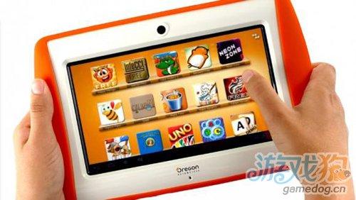 专为儿童搭载的Android 4.0平板