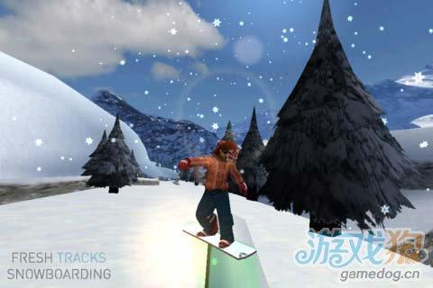 滑雪竞技游戏:滑雪达人 极速飞驰在皑皑白雪之中2