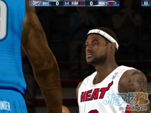 球迷盛事:NBA 2K13 没有对手依然高品质2