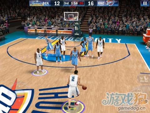 球迷盛事:NBA 2K13 没有对手依然高品质4