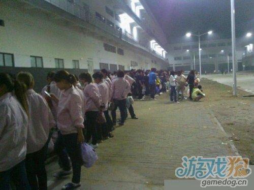 千人再次罢工iPhone 5质量控制要求太高