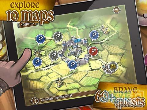 有点恶搞的策略RPG游戏:掠夺之旅 来尽情掠夺财宝3