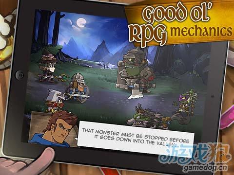 有点恶搞的策略RPG游戏:掠夺之旅 来尽情掠夺财宝2