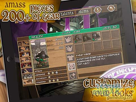 有点恶搞的策略RPG游戏:掠夺之旅 来尽情掠夺财宝5