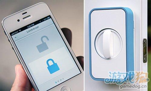 Lockitron带来可以用iPhone 控制的门锁