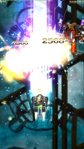 华丽眩目射击游戏:凤凰战机 给你浴火凤凰的感觉2