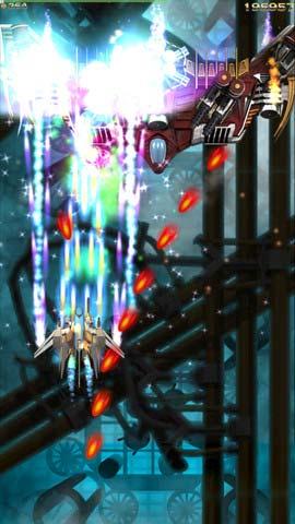 华丽眩目射击游戏:凤凰战机 给你浴火凤凰的感觉1