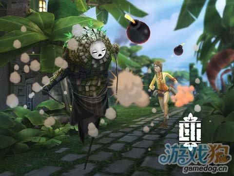 iOS虚幻引擎大作:英雄莉莉 奇妙的冒险3
