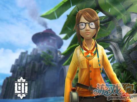 iOS虚幻引擎大作:英雄莉莉 奇妙的冒险4