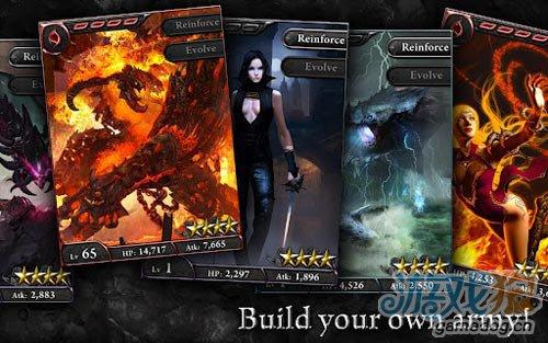 画面绚丽的休闲游戏:地狱之火 对抗恶魔2