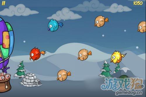 Pod Cubed益智小游Worm Air即将上架iOS平台1