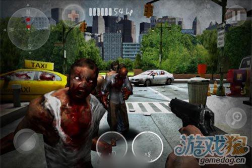 射击游戏N.Y.Zombies2既将10月25日惊竦来袭1