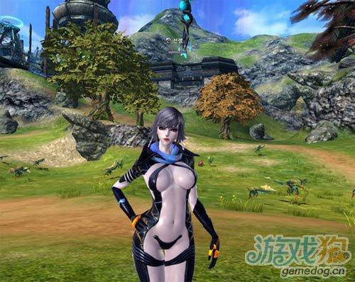 性感RPG网游女王之刃手机版预计未来将会登陆中国3