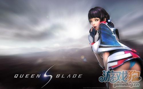 性感RPG网游女王之刃手机版预计未来将会登陆中国2