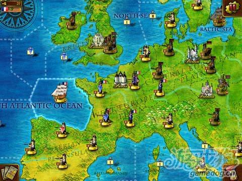策略游戏:欧陆战争 历史因你的决策而改变4