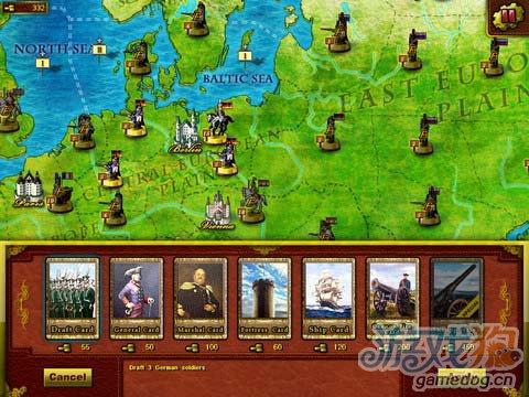 策略游戏:欧陆战争 历史因你的决策而改变3