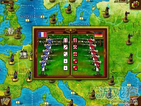 策略游戏:欧陆战争 历史因你的决策而改变5