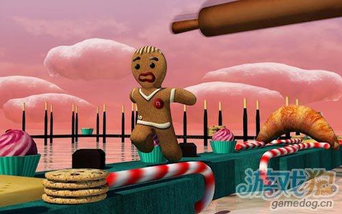 休闲游戏:饼干快跑 给你轻松愉快的感觉1
