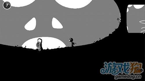 横版冒险游戏:零号世界 探索黑白世界3