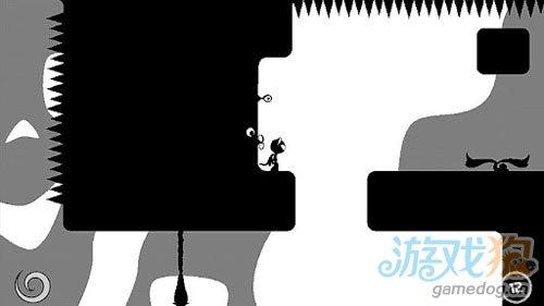 横版冒险游戏:零号世界 探索黑白世界2