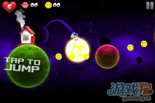 无穷大宇宙跑酷游戏Space Chicks 视频预览1