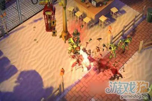 万圣节即将开始Gameloft新游Zombiewood公布1