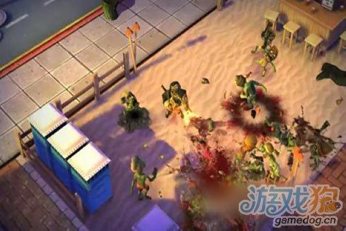 万圣节即将开始Gameloft新游Zombiewood公布2