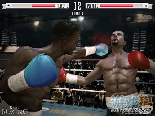 虚幻引擎实感拳击游戏Real Boxing即将上架1