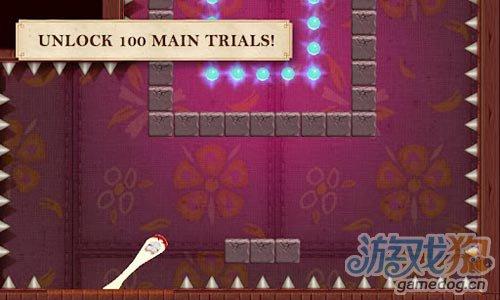 休闲游戏:豆腐忍者 我教你的是功夫不是吃你豆腐4