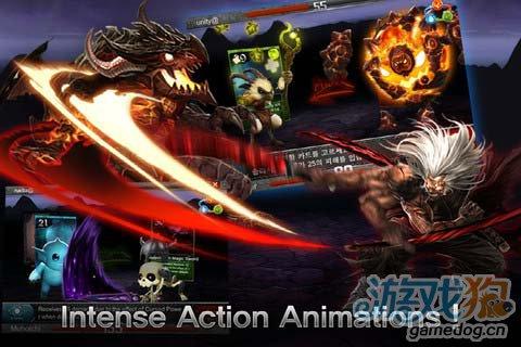 日前Gamevil卡牌游戏 命运之战Duel of Fate 发布2