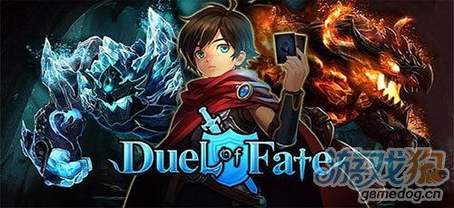 日前Gamevil卡牌游戏 命运之战Duel of Fate 发布1