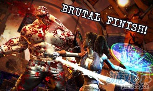 Glu动作游戏:死亡绝境 体验疯狂的杀戮4