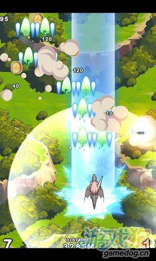 惊心动魄的飞行游戏:飞龙骑士 给你不一样的震撼4