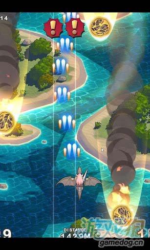 惊心动魄的飞行游戏:飞龙骑士 给你不一样的震撼5
