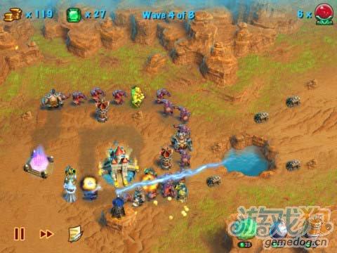 猎魔之塔:iOS细腻耐玩魔幻风塔防游戏3