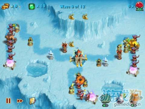 猎魔之塔:iOS细腻耐玩魔幻风塔防游戏4